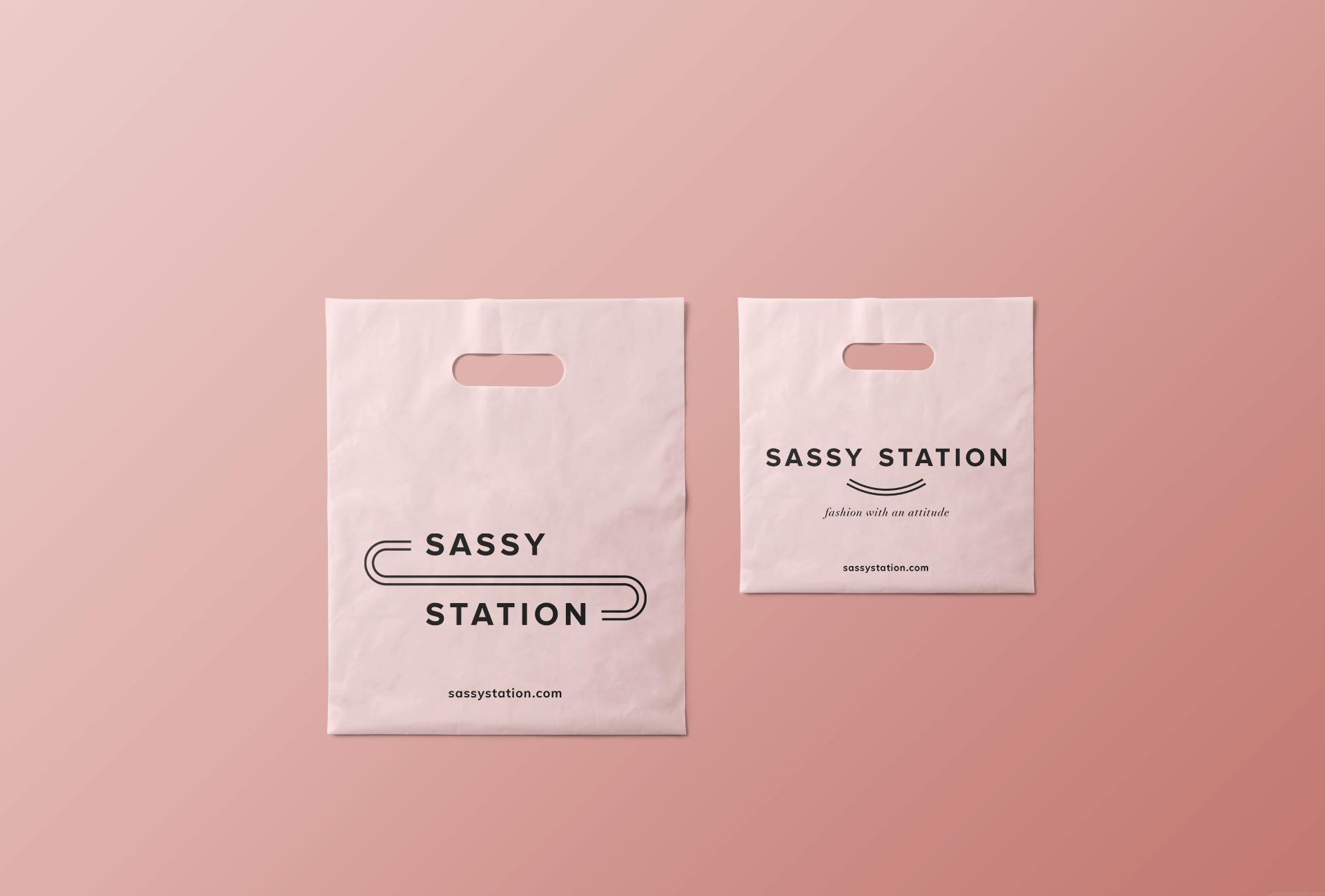 03 Plastic bags mockup Sassy Station