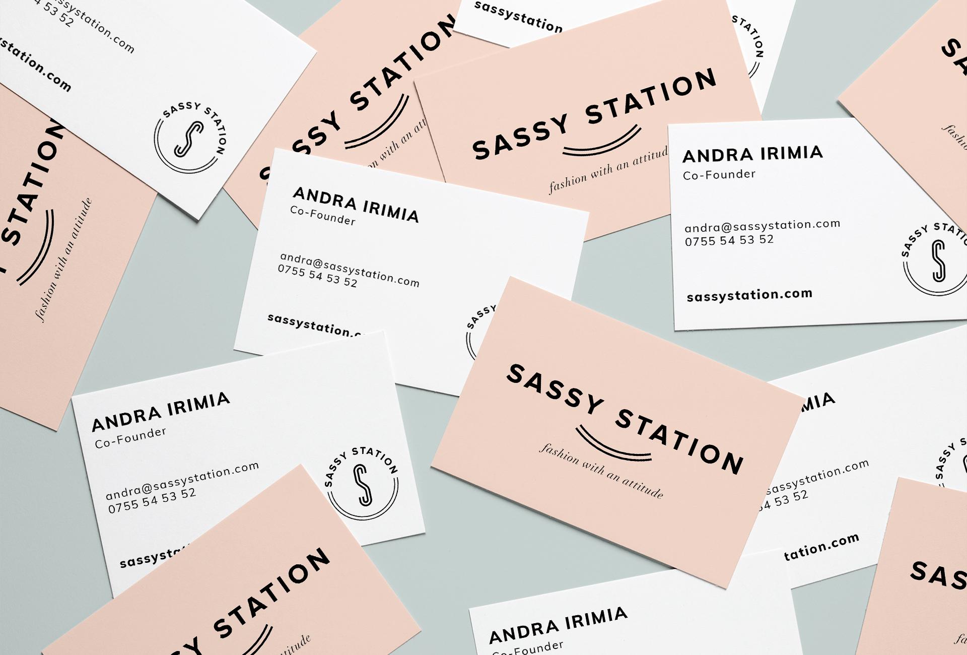07b cdv Sassy Station